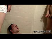 latino guy pissing gay welsey gets hosed and fucked!
