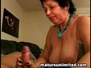 mature taste of sperm......