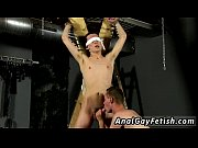 Mature twinks oral gay sex first time Skinny Slave Cums Hard!