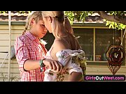 girls out west - skinny blonde lesbians in.
