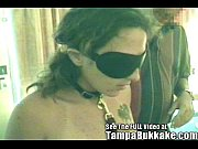 sex slave blindfolded &amp_ tampa bukkake.