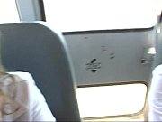in the schoolbus-2 cute schoolgirl blow and fuck.