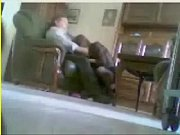 hidden cam catches mum and dad home alone.