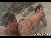 Extreme Sucking Cock And Barebacking of Latin Gay