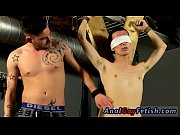 Gay athletes give blowjobs Reece is the unwilling blindfolded victim,