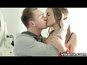 vixenx tight brunette teen backdoor anal sex finished.