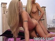 Picture Strap-on blondes afternoon delight