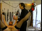 Rough slavesex punishment of amateur submissive