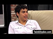 Twinks XXX Lucas gets turned on by the idea and deep-throats on his