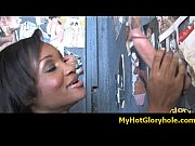 Amazing blowjob gloryhole initiation - Interracial Sex 11