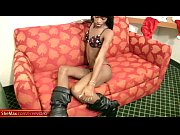 black tranny in lingerie waits for.