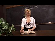 Picture Sexy blonde teacher fucked