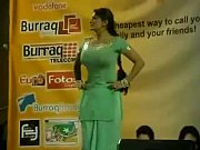 paki booby stage acctress saima khan shaking big.