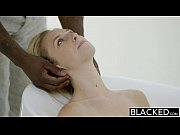 BLACKED First Interracial...