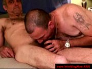 dirty southern redneck in blowjob session