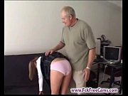 Daddy punishes not his stepdau