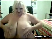 big and busty mature woman fooling.