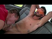 Straight amateur getting dick sucked by gay