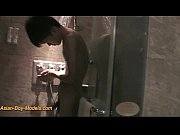Cute Slim Boy Shower After Cumshot