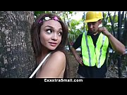 ExxxtraSmall - Tree Hugging Teen Fucks Lumberjack