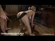 bondage busty blonde babe gets punishment