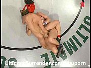ultimate surrender naked ninja wrestling! -