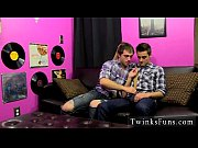 Twink emo gay tube Kevin and Ryan kick things off with some kinky