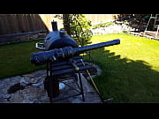 Big Black Cannon Shoots Huge Load