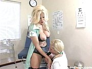 busty school nurse fucks a cute blonde teen with a strap on dildo, glamor school girlx girl Video Screenshot Preview