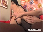 black cock fucking two horny sluts in the.
