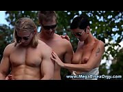 group orgy outdoors blowing – Porn Video