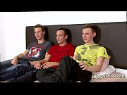 Gay teenagers sex cumming in the ass Luke&#039_s 9 inches are out in no