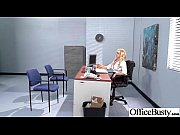 sex in office with kinky slut big melon.
