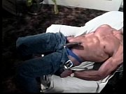VCA Gay - Black Leather White Studs - scene 4