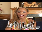 Hot Ebony Leilani Lovitt Enjoy Her Blowjob