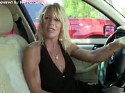 Hot Blonde on road!_x264
