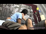 Gay hairy balls Rad gives Felix a piece of his long impaler on the