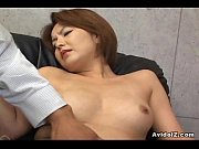 Japanese babe gets her haiy pussy fingered Uncensored