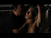 blonde slavegirls freed from cage for kinky pleasure satisfaction