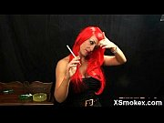 wicked hot kinky smoking milf screwed.