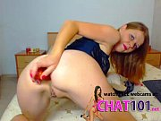 mature onlinechat Patricia bares her funky ass, skewer oneself on a dildo