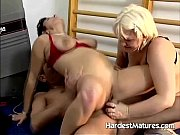 fat granny joins bisexual couple