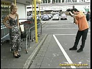 german MILF pickup...