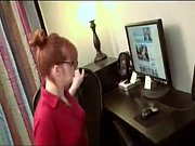 naughty red head the office free pov porn.