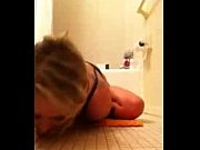 hot teen squirt on the floor.