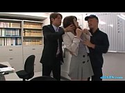 Office Lady Rapped By 2 Guys F