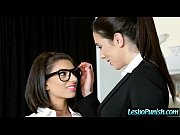 (darcie jelena) Lesbo Girl Get Punish With Dildos By Nasty Mean Lez clip-20