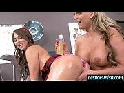 Hot Lesbians Have Hard Fun WIth Sex Dildo Toys mov-28