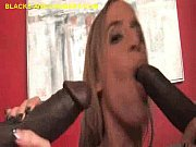 Giant Black Cocks for Blonde Cougar