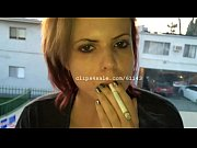 kristy smoking video1 preview2